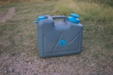 Pressurized Jerry Can