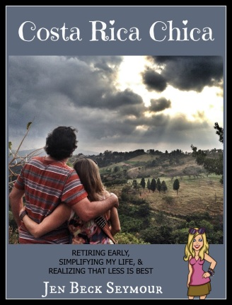 cover of costa rica chica